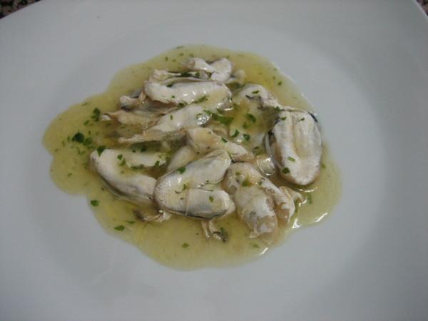 Cocinar Cocochas De Merluza | Receta Cocochas De Merluza En Salsa Verde Enviado Por Dela Chef Uri